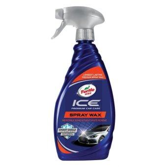 Harga TURTLE WAX® ICE® SPRAY WAX LONGEST LASTING PREMIUM SPRAY WAX - 20 oz