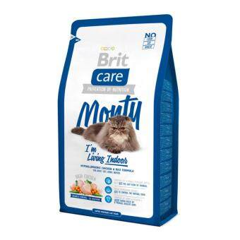 Harga Brit Care Cat Monty I'm Living Indoor-7Kg Cat Food
