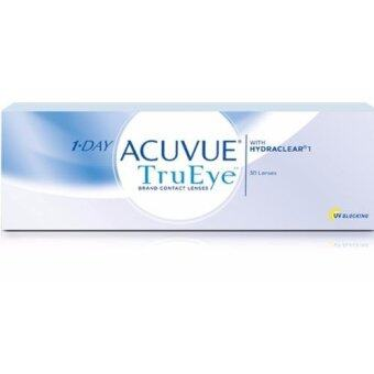 Harga 1 Day Acuvue TruEye Contact Lens (-2.50)