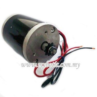 Harga 24V 100W Electric Scooter DC Motor