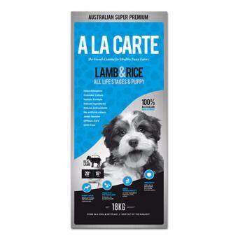 Harga A La Carte Lamb and Rice 18kg