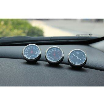 Harga Eric Car Thermometer Hygrometer Clock Quartz Clocks And Watches Resistance To High Temperature