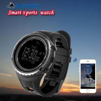 Harga Digital Smart Bluetooth Sport Watch Barometer For Android Phone iPhone
