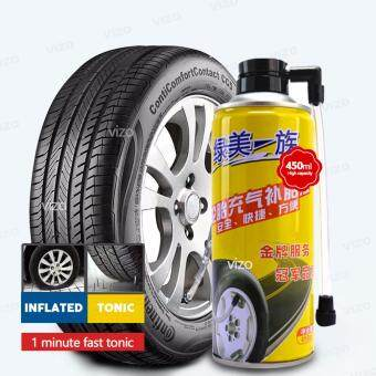 Harga Mike quickly tire repair liquid automatic inflatable tyre 1 minute to get