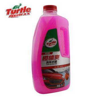 Harga Turtle wax cherry wash & wax car shampoo 2L