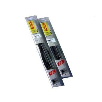 Harga Genuine Bosch (BE19+BE24) Mitsubishi Galant/Lancer/Pajero/Space Wagon ECO Wiper Blades