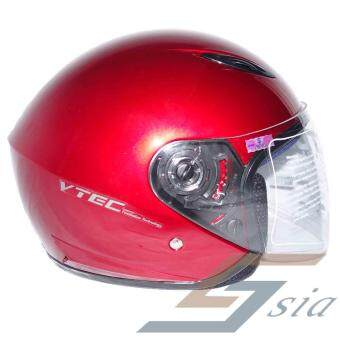 Harga LTD VTEC Mono Helmet (Red)