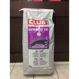 Harga Royal Canin Club Pro Energy HE 20kg