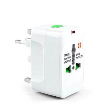 Harga Universal World Wide Travel AC Power Charger Plug Adaptor Converter UK EU USA AU