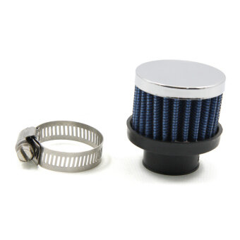 Harga Universal Car Mini Air Filter 25MM Diameter Clamp-On Auto Intake Cold Air Filters