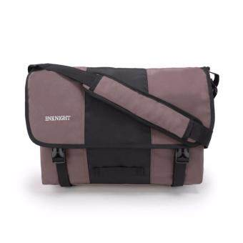 Harga ENKNIGHT Classic Messenger Bag Big Briefcase Shoulder Laptop Bag Cross body Bags Coffee Medium