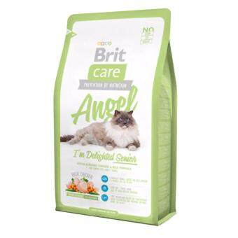 Harga Brit Care Cat Angel I'm Delighted Senior 7kg