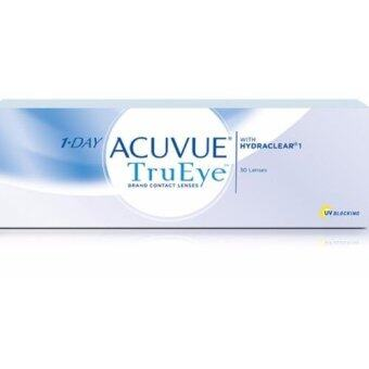 Harga 1 Day Acuvue TruEye Contact Lens (-1.25)