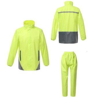 Harga Security Lightweight Rainsuit(Green)