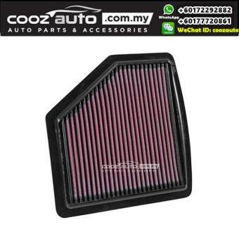 Harga HONDA HRV HR-V / VEZEL / XRV 1.8 2014-2017 K&N High Performance Stock Replacement Washable Air Filters