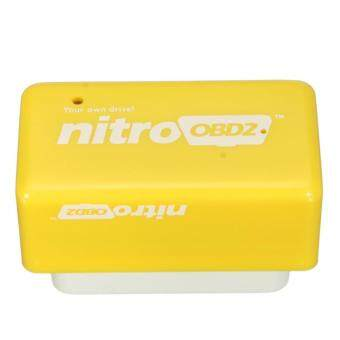 Harga Plug and Drive NitroOBD2 Performance Chip Tuning Box for Benzine Cars Nitro OBD2