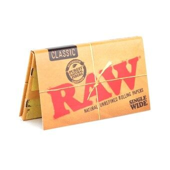 Harga Raw Single Wide - Double Pack