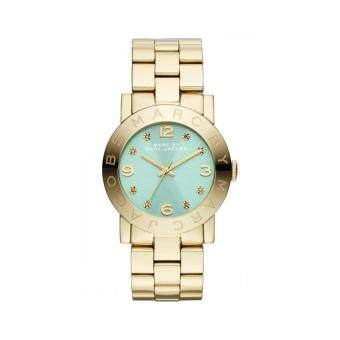 Harga Marc Jacobs Amy Gold Watch MBM3301