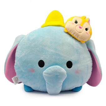 Harga Disney Tsum Tsum Two Head Cushion - Dumbo & Miss Bunny