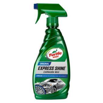 Harga TURTLE WAX PERFORMANCE PLUS EXPRESS SHINE CARNAUBA WAX 16 FL.OZ.
