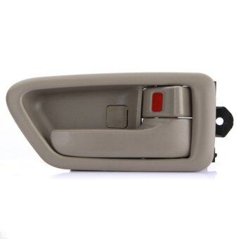 Harga Front Rear Right Inside Inner Interior Door Handle FOR 97-01 Toyota Camry Tan