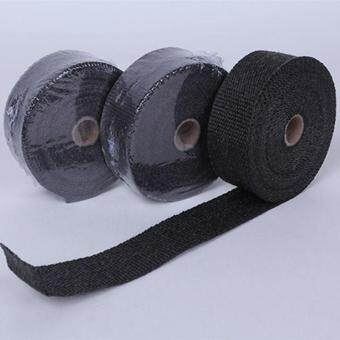 Harga Exhaust Pipe Heat Wrap Tape For Car Truck Intercooler Insulation Design