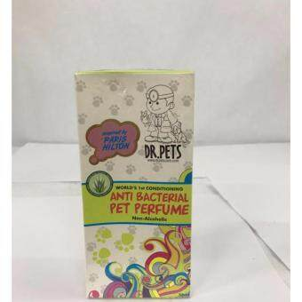 Harga DR PETS ANTI BACTERIAL PET PERFUME PARIS HILTON 50ml