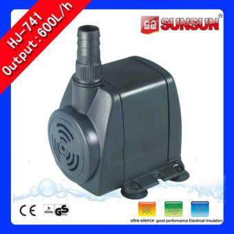 Harga SUNSUN MULTI-FUNCTION SUBMERSIBLE PUMP 600L/H HJ-741