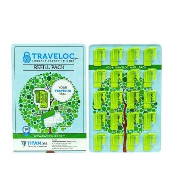 Harga Personalised Traveloc Refill Pack (Green)