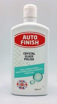 Harga Auto Finish Crystal Glass Polish 500ml
