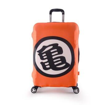 Harga Luggage Protector Cover Travel Suitcase - Dragon Ball