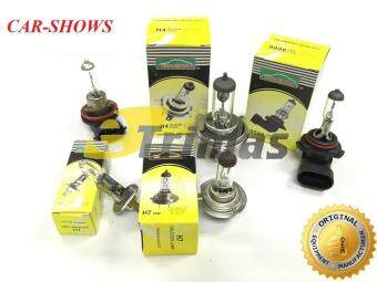 Harga ORI Car-Shows Halogen Bulb H1/H3/H4/H7/H8/H9/H11/HB3/HB4 Osram Philips Quality