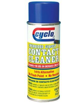 Harga Cyclo Energized Circuit & Contact Cleaner (Quickly Cleans Dust, Dirt, Moisture, & Microscopic Debris From Hard-Toreach Areas Or Sensitive Surfaces. )
