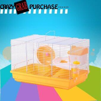 Harga 2017 recommend that Free shipping Super travel Multi Hedgehog cage DIY Assemble Guinea pig cage Pet supplies PP material#L47xW30xH33cm