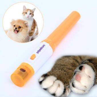 Harga Electric Pet Nail Trimmer PediPaws Quick Safe Pets Nail Clipper Dogs& Trimmer