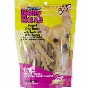 Harga Fido Naturals Belly Bone - Mini