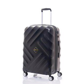 Harga American Tourister Gravity Spinner 66 cm / 24 Inches Black