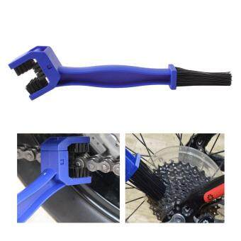 Harga Motorcycle Cycling Gear and Chain Cleaning Grunge Brusher Cleaner Tool
