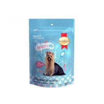 Harga SmartHeart Dog Biscuit X 3 Bag (Shiny&Healthy Coat)100gm