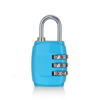 Harga Yika Padlock Password Lock for Travel Bag Backpack Handbag Box Luggage