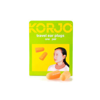 Harga Korjo Travel Ear Plug - 1 Pair