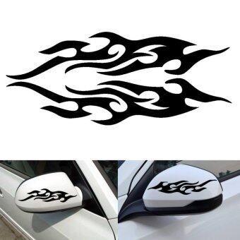 Harga Car Truck Decal Vinyl Graphics Side sticker Flame Body Decal For Most Vehicles
