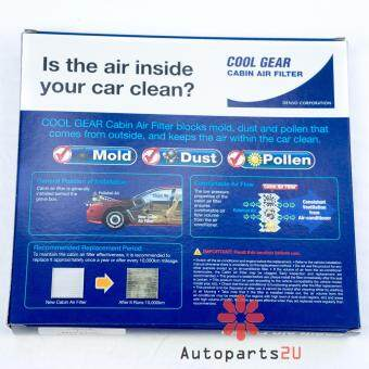 Harga Denso Cabin Air Filter Cool Gear For Toyota