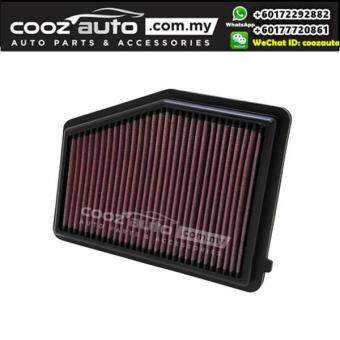 Harga HONDA CIVIC FB 1.8 / 2.0 2013-2016 K&N High Performance Stock Replacement Washable Air Filters
