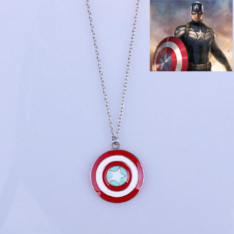 Harga Captain America Necklace