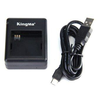Harga KingMa Battery Charger for XiaoMi Xiaoyi Action Yi Sport Camera