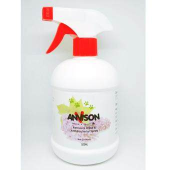 Harga Anvison Removal Urine & Anti-Bacterial Spray (500ml)