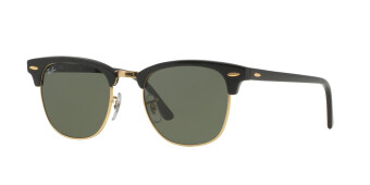 Harga RAY-BAN CLUBMASTER CRYSTAL GREEN Lenses RB3016 W0365 MAN SUNGLASS
