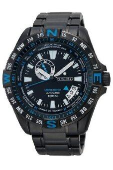 Harga Seiko Superior SSA115K1 Gents Automatic Watch (Limited Edition) (Black & Blue)