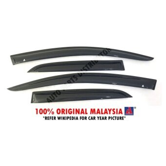Harga AG Door Visor For Mazda CX3 CX-3 (2015–present) (Medium 10cm Width)